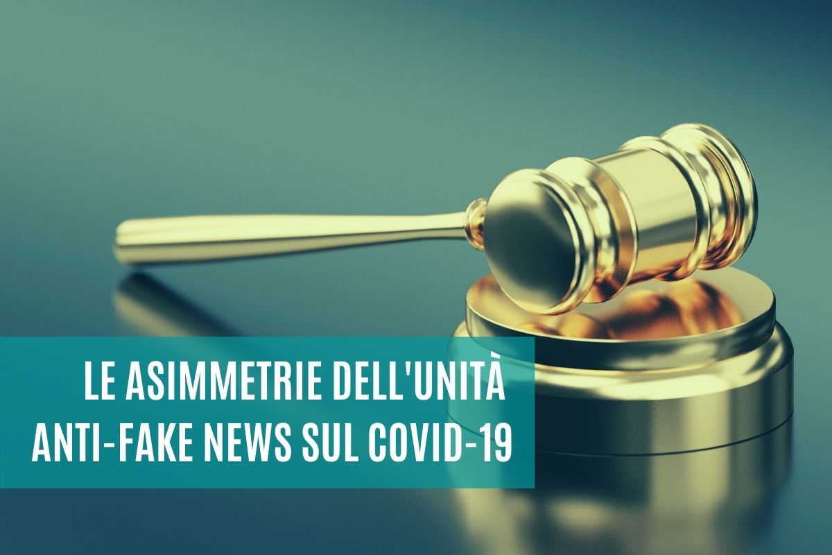 unità anti fake news covid 19